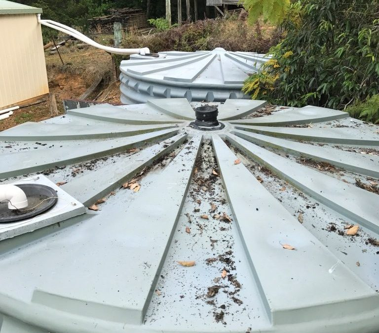 How to maintain a hygienic water tank