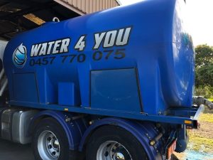 Transporter Water Cartage Tank Repair in Casino, New South Wales 2