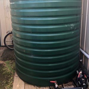 5000 Ltr Tank with a Split in Boondall, QLD