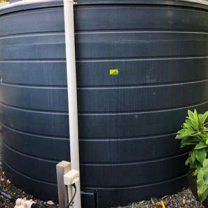 7000 Gallon Split (Tanks Direct) Poly Tank Repair in Yandina Creek 1