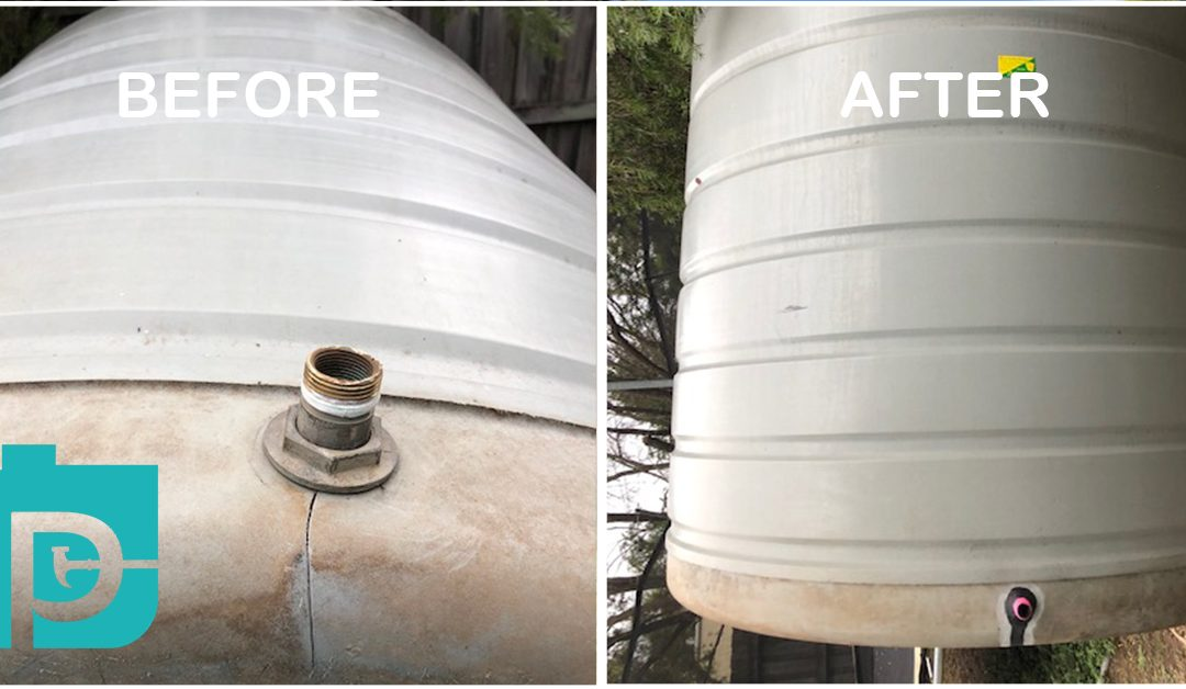 Plastic Tank Repair in Virginia, QLD